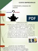 Empresas Comerciales y de Transformación