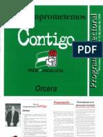 Programa 1999