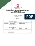 PROCEDIMIENTOS CAPACITACION.doc