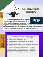 Plan Estrategico Comercial