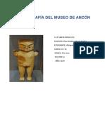 Monografía Del Museo de Ancón