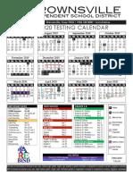 2019-2020 bisd testing academiccalendark