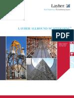 Catálogo LAYHER 2018