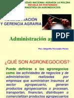 C.administración Agraria