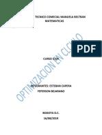 COLEGIO TECNICO COMECIAL MANUELA BELTRAN matematicas.docx