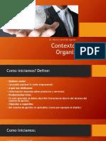 Contexto Organizacion Clase 2