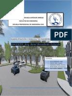 3ra Presentación - Informe