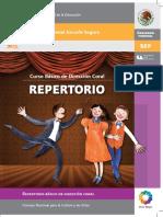 REPERTORIO BÁSICO DE DIRECCIÓN CORAL