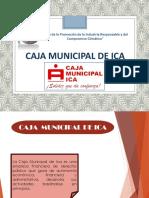 Diapositivas Caja Municaipal de Ica