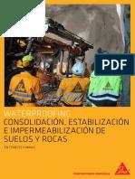 Consolidacion, Estabilizacion e Imp de Suelos y Rocas