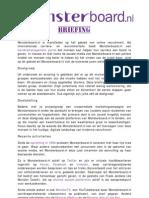 Briefing PNM blok 2