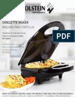 Hf-09010 Omelette Maker Im