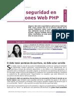 seguridad php