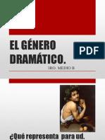 gènero dramatico