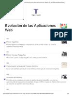 Evolucion de Las Aplicaciones Web 14f4a9be 7f7b 435a 8a58 9bde396e2b76