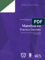 Maestria en Practica Docente-UAEM