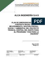 Plan Emergencias