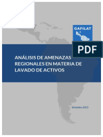 Analisis de AmenazasGAFI