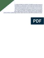 Extracto Del Contrato Directv