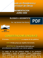 Geosintéticos