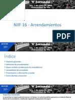 Impactos Resultados Niif 16 Asientos