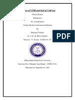Semester v , B, Shantanu Vaishnav, Political Science