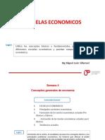 1.1 Pensamiento Economico