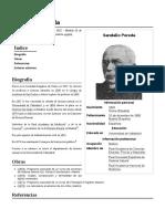 Sandalio Pereda