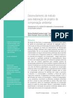 métodos para elaborar projeto de compensação ambiental