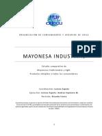 2012 Estudio Mayonesa Industrial