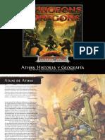 Dark Sun - Guía de Familiarización II, Historia y Geografía (by Mimi Drago Artworks)