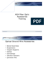 ACA Fiber Optic Accessories