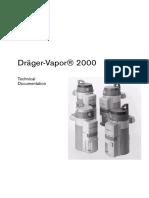 Drager Vapor 2000