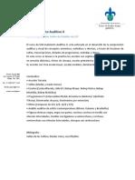 Auditivo-II