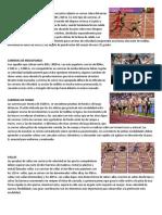 Competencias de Atletismo