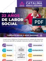 CMT a 22 Años de Labor Social