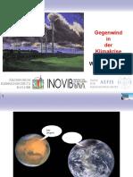 2019 Gegenargumente Klimawandel
