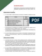 Trabajo Grupal Caso # 2 - Tercer Ciclo Fm. Desarrollado