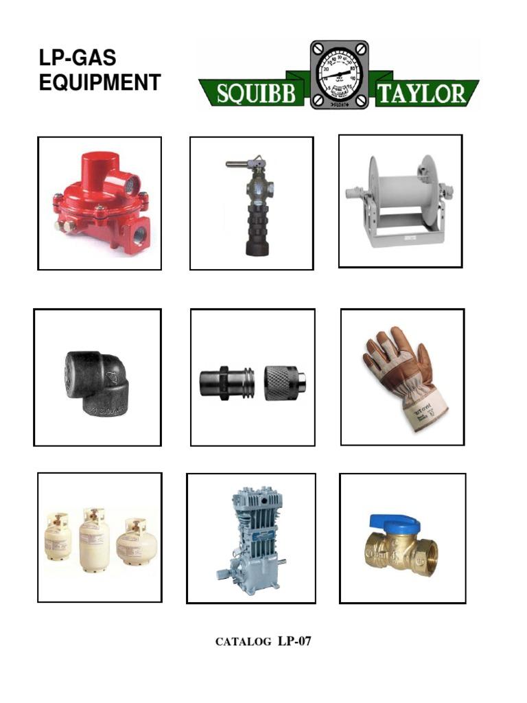 Gas Quick Fuel Technology 35-100 Pressure Regulator Diaphragm Kit