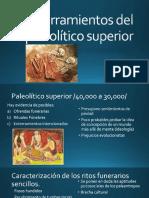 Enterramientos Del Paleolítico superior