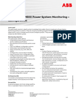 CHP171 – PSM500 Power System Monitoring - Configuration