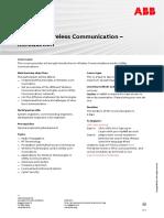 CHP523 – Wireless Communication - Introduction