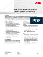 CHP195 – IET600 for IEC 61850 Integration With MicroSCADA - System Integration