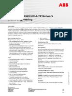 CHP542 – FOX615 MPLS-TP Network Traffic Engineering