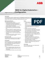 CHP157 – SAM600 for Digital Substation Solutions – Operation & Configuration