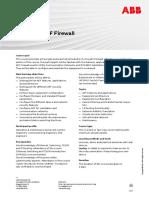 CHP560 – AFF Firewall