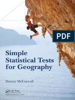(100 Cases) Danny McCarroll - Simple Statistical Tests for Geography-CRC Press_Chapman and Hall_CRC (2017) (1)