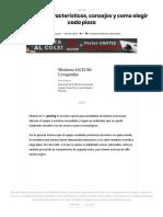 PC Gaming_ Características, Consejos y Como Elegir Cada Pieza