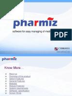 srs of pharma agency