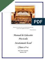 L1 - Muzica Bizantina Si Gregoriana in Evul Mediu